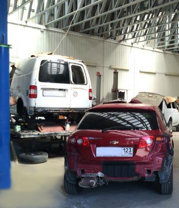 Ремонт авто в Сочи